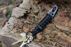 The parachute cord, also known as paracord is a very durable and flexible material that is used by both soldiers and civilians. Actually, paracord was first used in the army, but after the war, survivalists found it extremely useful in creating various tools. The paracord keychain is one of these ...