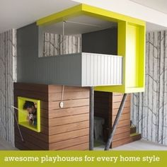 Amazing Playhouses for Every Home Style | Spoonful