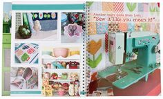 Quilty Fun by Lori Holt - a sewing studio must have!  Learn to utilize your stash to make scrappy quilts!