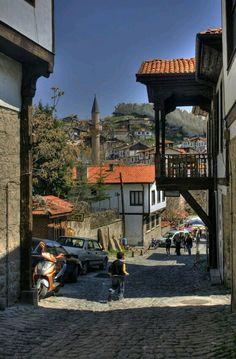 Tarihi Anadolu Evleri Beypazarı ANKARA #eBs1903