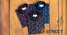 Smarten up your style with an ultra-modern lookby The G Street. Shop casual printed shirts at Rs.999/- only. Check out more at www.thegstreet.com Or, whatsapp us at +919643005488. For wholesale inquiries, call or whatsapp us at +919555278001. #fashionlovers #shoppingaddict #instapost #instafashion #instastyleguide #instamensfashion #dailylook #fashionstyle #mensfashion #menswear #menshirt #lifestyle #menstyle #menslook #fashionblogger #fashionworld #mensfashionpost #shoponline…