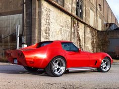 c3 corvette pro-touring | 76 corvette rebuild: checking in..