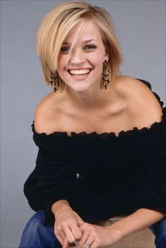 Reese Witherspoon- Sweet Home Alabama - Cute hair