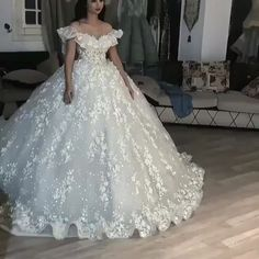Luxury ball gown wedding dress is part of Ball gowns wedding - Princess Wedding Dresses, Cheap Wedding Dress, Dream Wedding Dresses, Boho Wedding Dress, Bridal Dresses, Wedding Gowns, Ballgown Wedding Dress, Wedding Ceremony, Disney Wedding Dresses