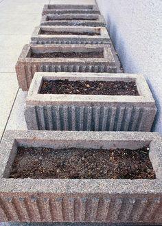Como fazer vasos de cimento para plantas