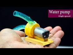 Hay folks in this video i will show you how to make a high speedy water pump at home. This is an awesome project you can do this at home. Diy Water Pump, Cardboard Car, Aquarium Setup, Bottle Cutting, Cool Technology, Water Flow, Electronics Projects, Science Activities, Water Crafts