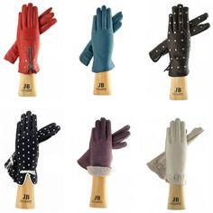 JB Guanti, guantes italianos de piel y a buen precio, en París | DolceCity.com