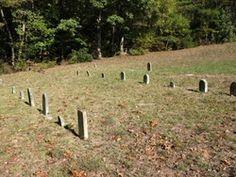 Ray Cemetery (Defunct)  Falls  Wake County  North Carolina  USA