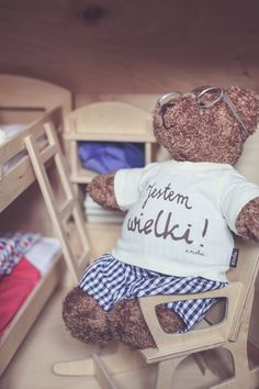 Domek Misia Endo Teddy Bear, Teddybear