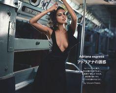 adriana lima numero tokyo december 2013