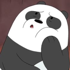 we bare bears icons We Bare Bears Wallpapers, Panda Wallpapers, Cute Cartoon Wallpapers, Ice Bear We Bare Bears, We Bear, Cute Panda Wallpaper, Bear Wallpaper, Bear Meme, Cute Bear Drawings