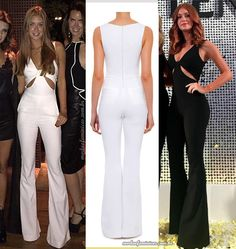 Jumpsuit Elegante, Sexy Dresses, Prom Dresses, Formal Dresses, Chic Outfits, Fashion Outfits, Womens Fashion, Dress Pants, Jumpsuits For Women