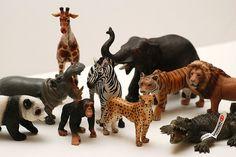 Schleich Wild Animals
