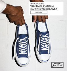 Jack Purcell Signature Melhores Sapatos De Barco, Tênis De Chuck Taylor,  Jack Purcell Converse e353610148