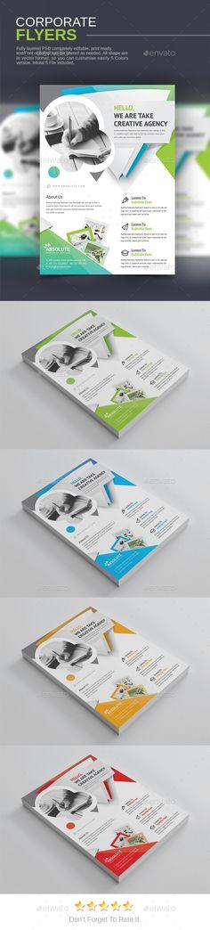 Bi-Fold Brochure Template PSD Brochure Templates Pinterest