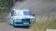 Mercedes Benz 190 E 2.3-1 - Lahti Historic Rally 2014
