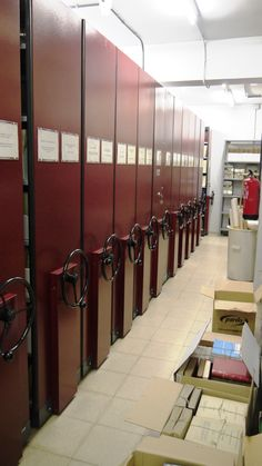 Biblioteca Instituto de Ciencias Agrarias (ICA) Madrid Depósito