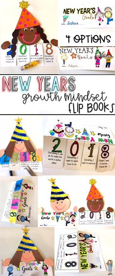 Do you want to foster a growth mindset in your classroom? This 22 page product includes lesson plans, growth mindset posters, and anchor charts as well as 4 different flip books with blacklines for head, hat, and hands. You may choose which flip book you want to use or differentiate! This is a great way to begin the New Year!