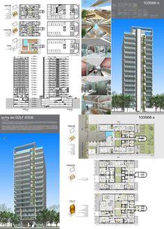 Condominium Architecture, Architecture Building Design, Plans Architecture, Architecture Presentation Board, Home Building Design, Architecture Panel, Green Architecture, Concept Architecture, Residential Architecture