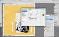WOW #23: Creating a Drop Shadow for Digital Elements
