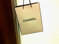 Chanel goodies
