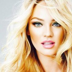 Candice Swanepoel.  She is beautiful.