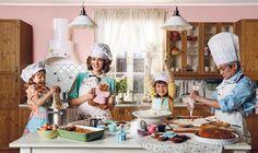 10 familias y sus casas para la campaña rusa de Ikea. Fotografía incluida en el libro. Fotografía © cortesía de IKEA. Señala encima de la imagen para verla más grande.