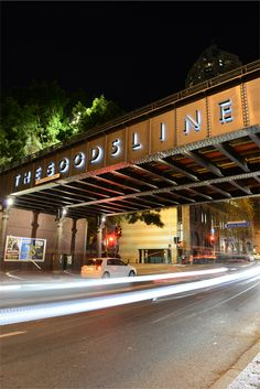 The Goods Line — Deuce Design Environmental Graphic Design, Environmental Graphics, Wayfinding Signage, Master Plan, Experiential, Branding, Good Things, Interiors, Lettering