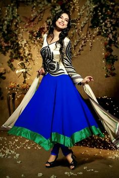 Latest Fancy Pishwas Dresses Long Anarkali Frocks 2016-2017 for Women | StylesGap.com