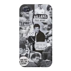 louis tomlinson collage iPhone 4/4s/5 iPod 4/5 Case (40 BRL) ❤ liked on Polyvore featuring accessories, tech accessories, phone cases, phones, one direction and iphone