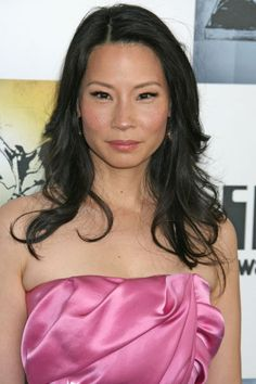 Lucy Liu (I just think she is so beautiful)