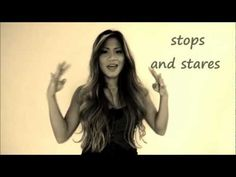 "ASL Music Video - ""Just the way you are"" by Bruno Mars- ASL with Lyrics!"