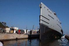 Sea Shepherd met à l'eau le patrouilleur Ocean Warrior