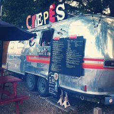 Food truck in Austin.