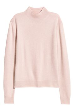 Pale pink jumper from H&M.