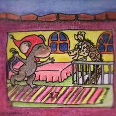Seitsemästoista luukku - Tarinatädin Joulukalenteri