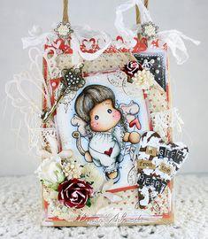 DeeDee´s Card Art: ♥ LLC DT - A Gift From The Heart ♥