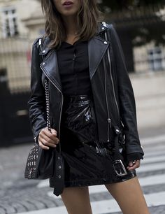 aimee_song_of_style_paris_fashion_week_ash_boots_ash_leather_jacket_ash_top_chanel_bag
