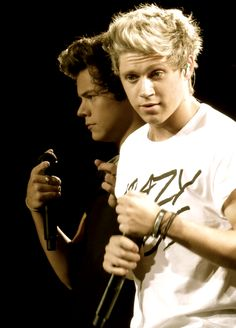 Harry Edward Styles and Niall James Horan