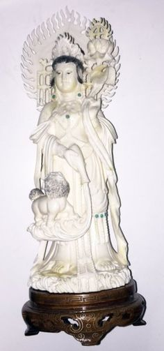Fine Ivory Carving, Chinese