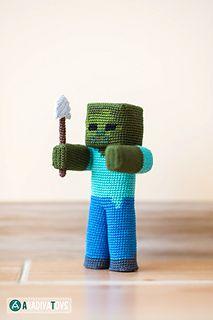 Minecraft Knitting Patterns : 1000+ ideas about Minecraft Crochet on Pinterest Minecraft, Minecraft Blank...