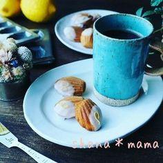 レモンケーキ風爽やかレモンマドレーヌ♪ミニミニサイズで♪|レシピブログ