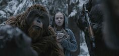 WAR OF THE PLANET OF THE APES (2017)