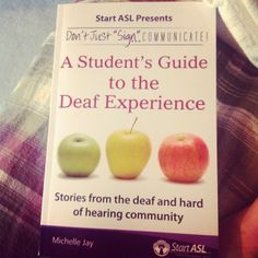 Stories from the deaf and hard of hearing community