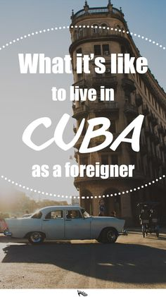 Havana Blues: What it's like to live in Havana as a Foreigner (Travelettes) Free Travel, Travel Deals, Travel Destinations, Cuban Culture, Culture Shock, Cuba Travel, Sunny Beach, Travel Organization, Discount Travel