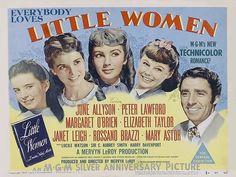 Resultado de imagen de little women 1949