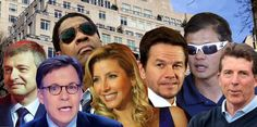 Meet the big shots who live at 15 Central Park West, the world's most powerful address