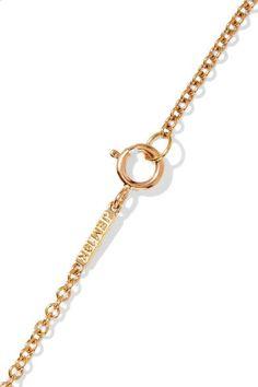 Jennifer Meyer - 18-karat Gold Multi-stone Bracelet - one size