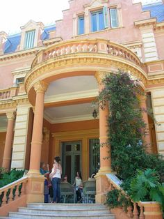 Victoria Ocampo's Home. San Isidro, Buenos Aires, Argentina. French Architecture, Beautiful Architecture, Art Nouveau Arquitectura, Visit Argentina, Bs As, Nissan Murano, Down South, Most Beautiful Cities, South America