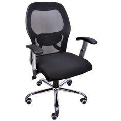 Saif Enterprises Matrix Medium Back Chair